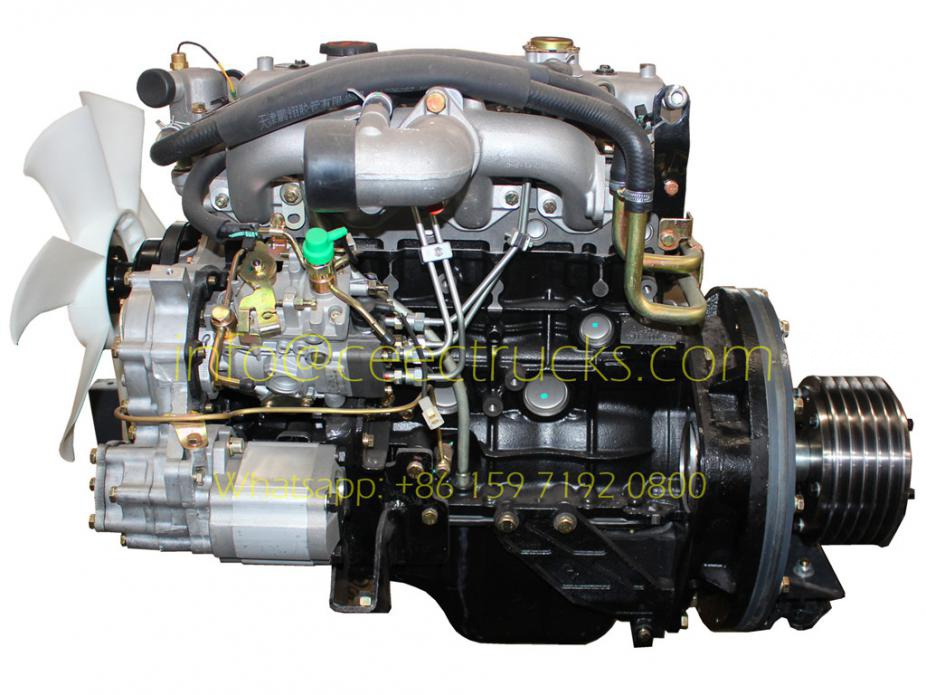 TOP quaity JMC 57kw auxiliary engine