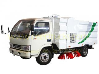 Dongfeng 4000L road sweeper truck - CEEC