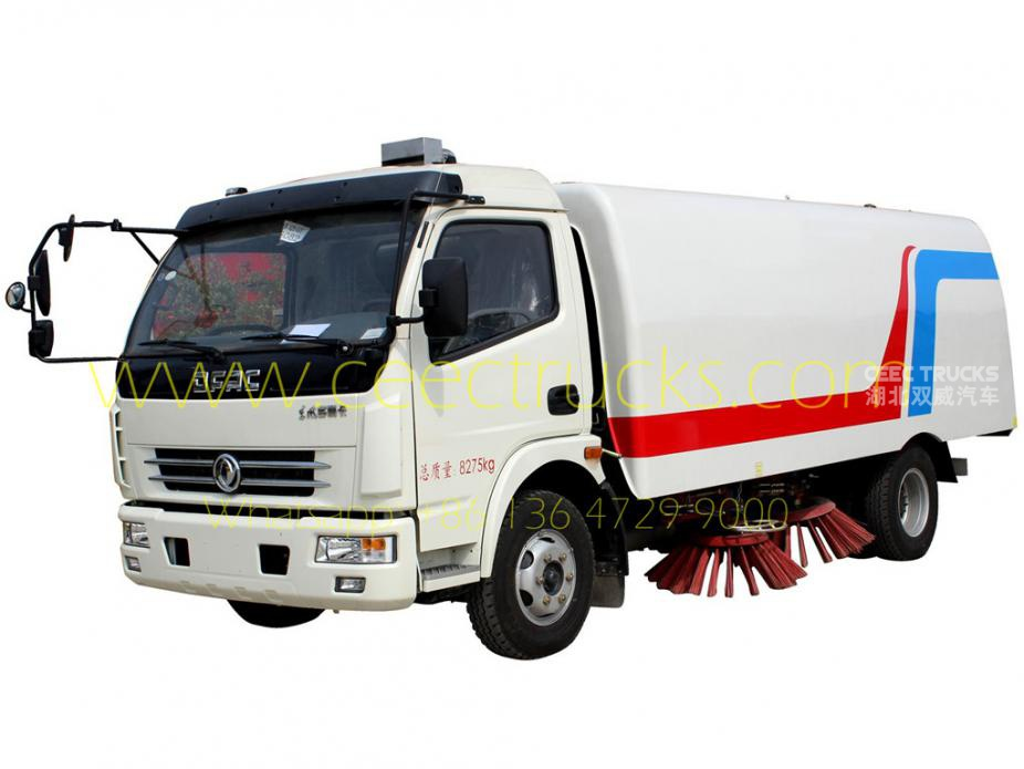 Dongfeng 6CBM road sweeper