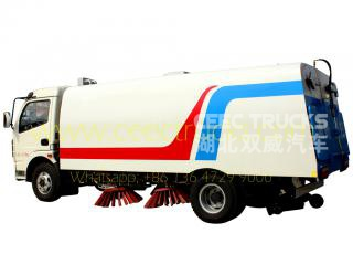 Dongfeng 6CBM road sweeper vehicle