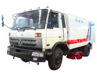 Dongfeng 10,000L road sweeping truck - CEEC
