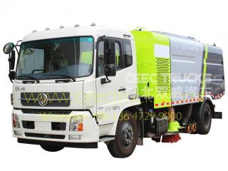 Dongfeng 12,000L road sweeper vehicle - CEEC