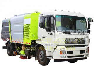 Dongfeng 12,000L road sweeper truck