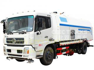 Dongfeng 12CBM road cleaning truck - CEEC