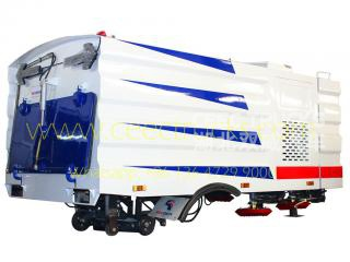 5000L road sweeper kit manufacturer sale