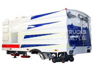 5000L road sweeper kit manufacturer