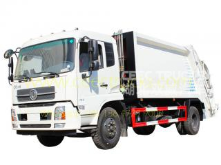 DongFeng 14 CBM international garbage truck