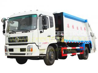 DongFeng 14 cubic meter garbage compactor truck