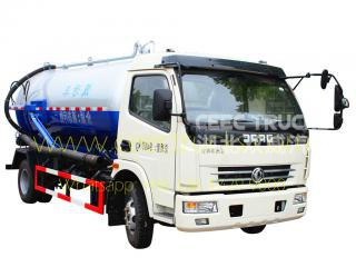 Dongfeng 8,000L Cesspool truck