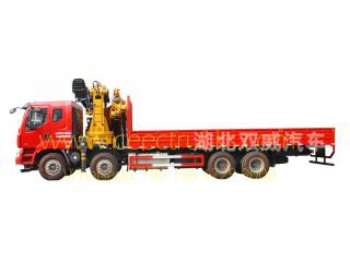 Best 25 T knuckle boom crane truck dongfeng