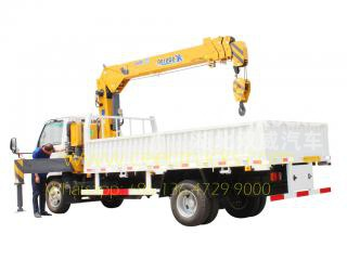 Best ISUZU 4 T truck mounted crane trucks