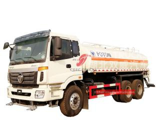 20,000L Irrigation Water Truck FOTON - CEEC