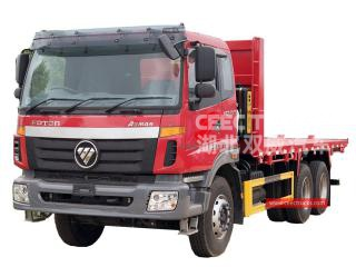 FOTON 6x4 Container Delivery Truck - CEEC