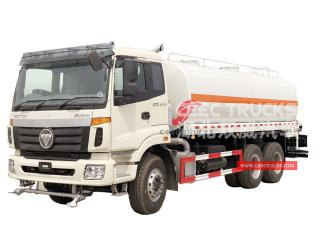 20,000L Water Bowser Truck FOTON-CEEC TRUCKS