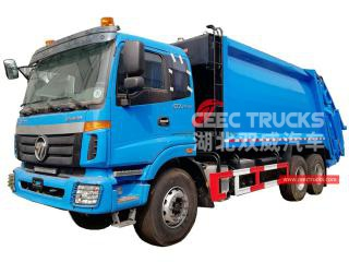 FOTON 20,000Liters refuse compactor truck