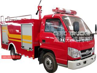 1,500L firefighting truck FOTON - CEEC