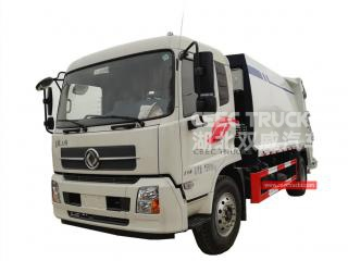 12CBM Garbage Compactor Truck Dongfeng - CEEC