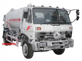 10,000 Litres Suction tanker DongFeng - CEEC