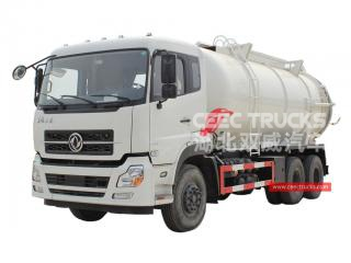 20,000 Litres Suction tanker DongFeng - CEEC