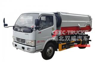 6CBM Garbage collector Dongfeng - CEEC