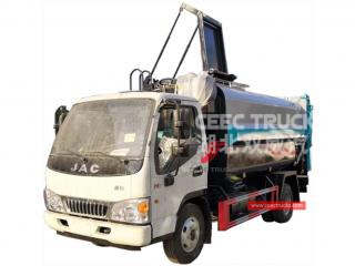 5,000L Kitchen Waste Truck JAC - CEEC