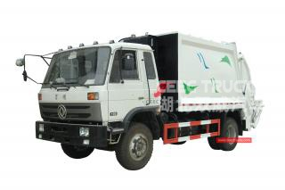 10CBM Compressed Garbage Truck Dongfeng - CEEC