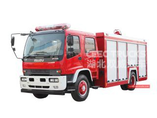 ISUZU FTR Fire Fighting Truck - CEEC