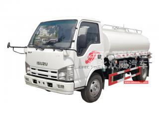 ISUZU ELF Water Sprinkling Truck - CEEC