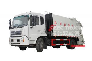 Dongfeng 14CBM Waste Compactor Truck - CEEC