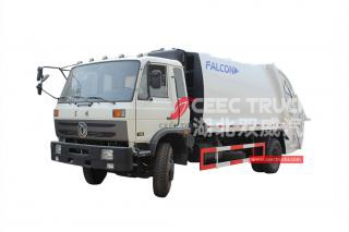 Dongfeng 14CBM Refuse Compactor Truck - CEEC