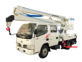 12m Aerial Working Truck Dongfeng - CEEC
