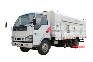 ISUZU 5CBM Road sweeper truck - CEEC