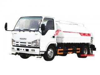 ISUZU 4CBM Water bowser with high pressure hose - CEEC