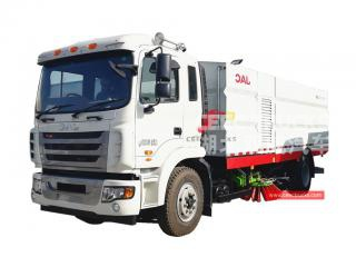 JAC Road sweeping and washing truck - CEEC