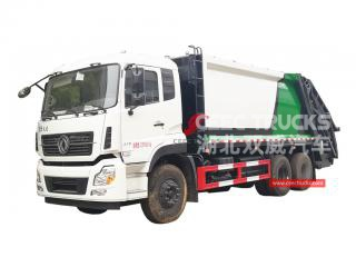Dongfeng 18CBM Refuse Compression Truck - CEEC