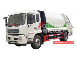 Dongfeng 12CBM Compressed Garbage Truck - CEEC