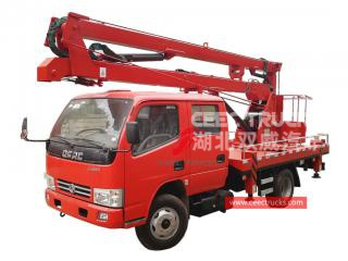 16m Aerial Working Pltaform Dongfeng - CEEC