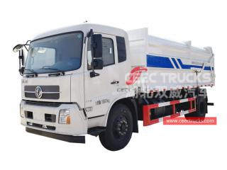 15CBM Garbage collection truck Dongfeng - CEEC