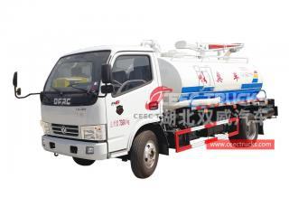 4,500 Litres Septic Suction Truck DongFeng - CEEC