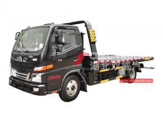 3Tons Road Recovery truck JAC - CEEC