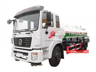 Dongfeng 6x4 Water Bowser Truck - CEEC