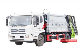 Dongfeng 10CBM Garbage Compaction Truck - CEEC