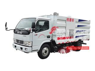 Dongfeng 5CBM Road sweeper - CEEC
