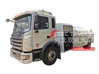 8CBM High Pressure Washing Truck JAC - CEEC