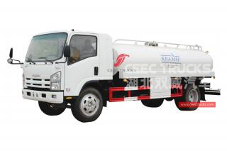 ISUZU Water Transportation Truck - CEEC