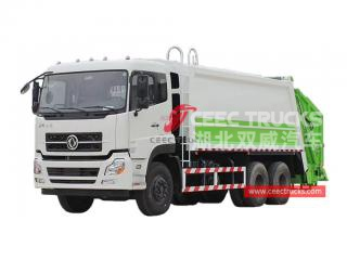 Dongfeng 20,000Liters refuse compactor truck