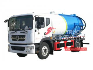10CBM Sewage Suction Truck DONGFENG - CEEC