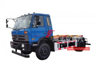 Dongfeng Detachable container garbage truck - CEEC