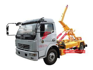 Dongfeng Hook arm garbage truck - CEEC