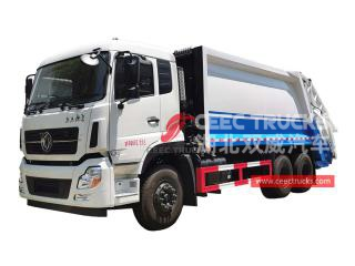 Dongfeng 20CBM Compressed Garbage Truck - CEEC